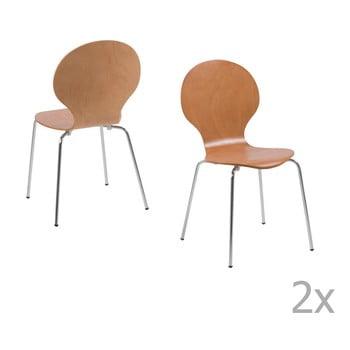 Set 4 scaune Actona Marcus, natural de la Actona