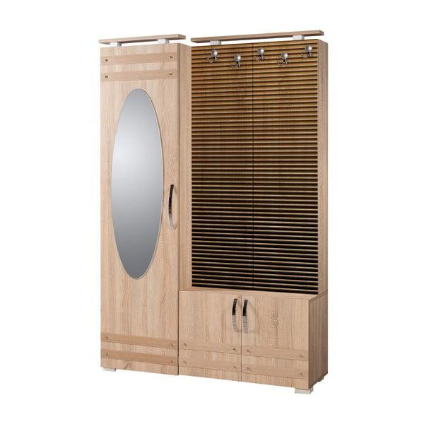 Síhirlí Intim barna tükrös előszoba szekrény, magasság 195 cm