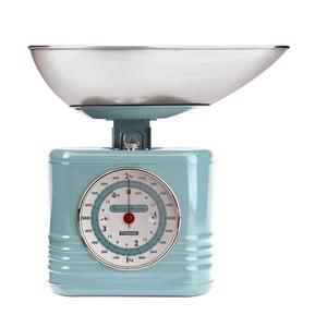 Kuchyňská váha Vintage Blue