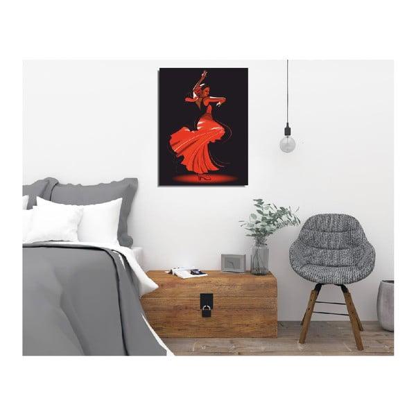 Nástěnný obraz na plátně Tango, 30 x 40 cm