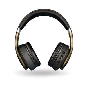 Sluchátka ve zlato-černém provedení Veho Glorious NP-2