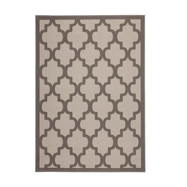 Hnědý koberec Kayoom Maroc, 80x150cm