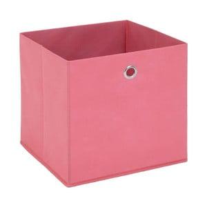 Růžový úložný box 13CasaBunny