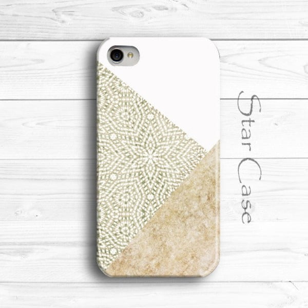 Obal na iPhone 6 Beige Trio