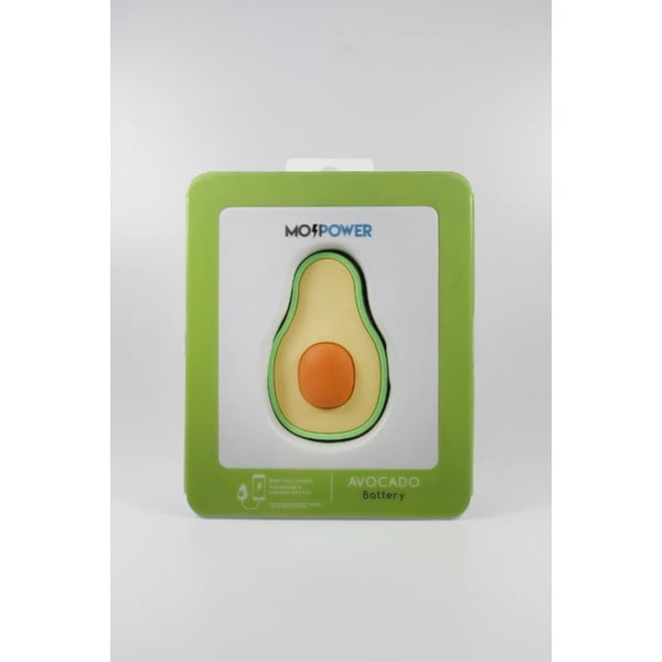 USB powerbanka Moji Power Avocado