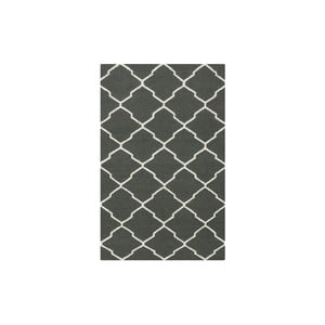 Vlněný ručně tkaný koberec Safavieh Madison, 91x152cm