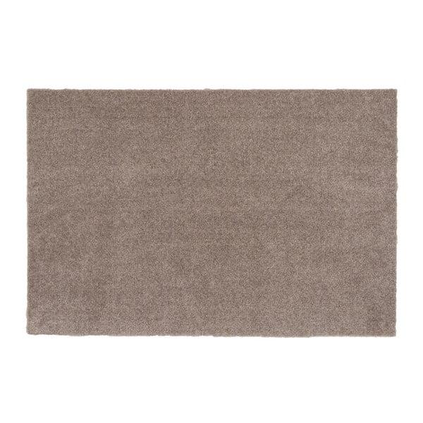 Hnědobéžová rohožka tica copenhagen Unicolor, 60x90cm