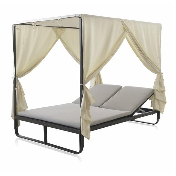 Zahradní polohovatelná postel Geese Temprence