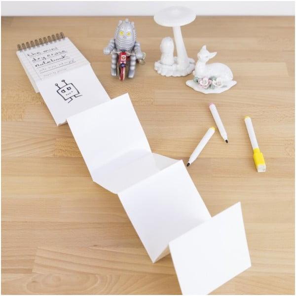 Tabulový zápisník Mini Whiteboard