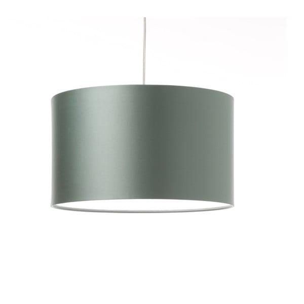 Ocelově modré stropní světlo 4room Artist, variabilní délka, Ø 42 cm
