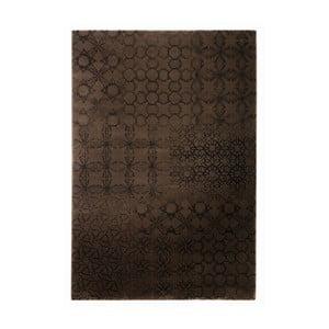 Koberec Hamptons, 120x180 cm, hnědá/čokoláda