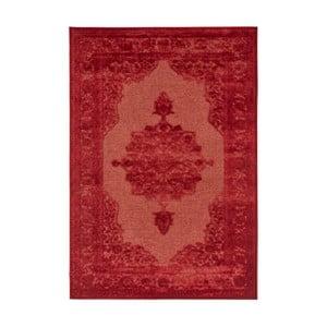 Červený koberec Mint Rugs Shine Hurro, 200 x 300 cm