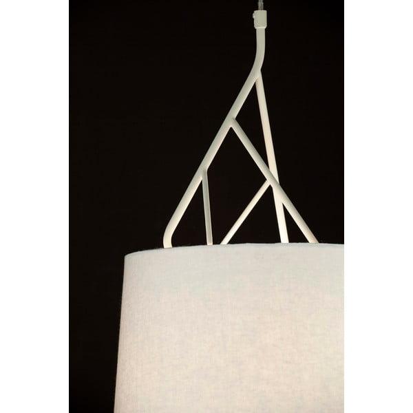Závěsné světlo Sospensione Bianco