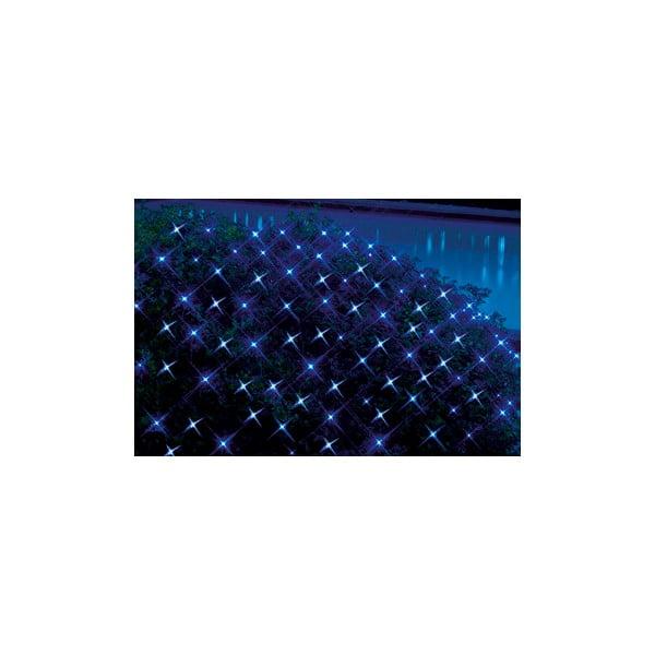Svítící dekorace Light Network Blue, 2 m