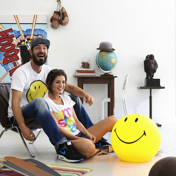 Lampa Smiley XL