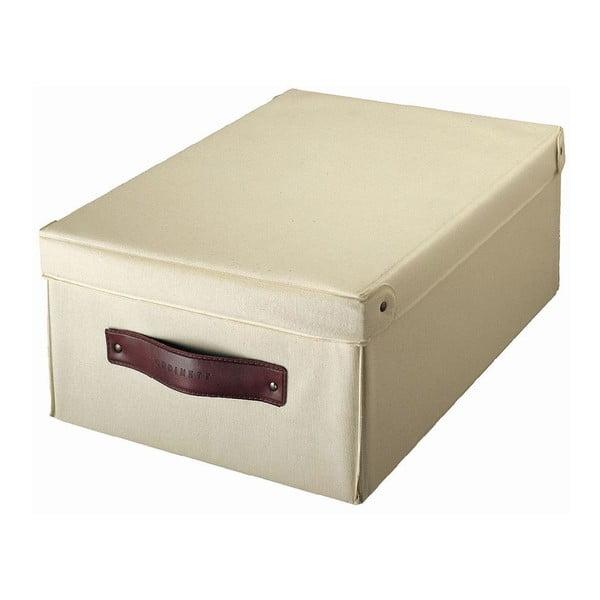 Bavlněný box Sense Medium 41x33 cm