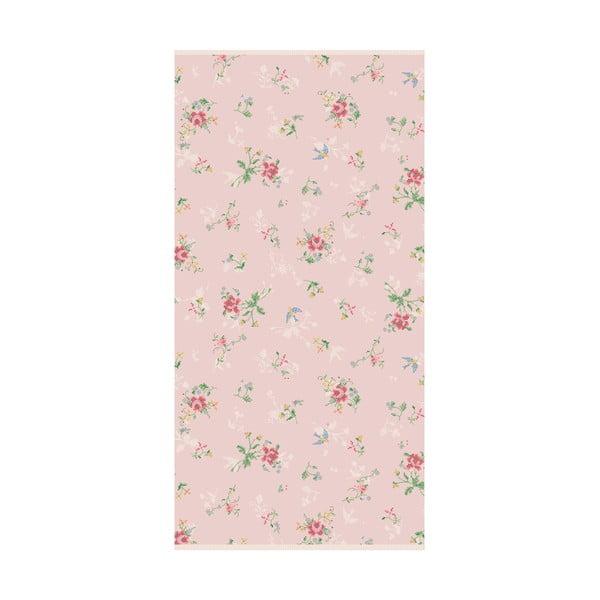 Osuška Granny Pip Pink, 70x140 cm