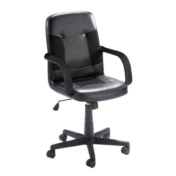 Černá kancelářská židle 13Casa Lawyer A15