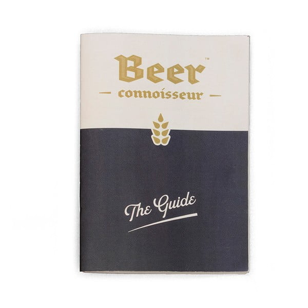 Stírací pas pro pivaře Luckies of London Beer Connoisseur