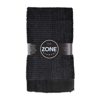 Prosop Zone Classic, 50 x 100 cm, negru imagine