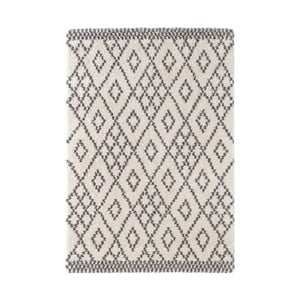 Covor Mint Rugs Ornament, 80 x 150 cm, gri deschis