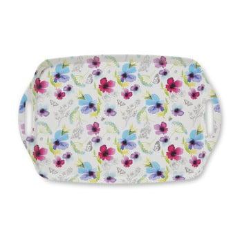 Tavă din plastic Cooksmart Chatsworth Floral, mare