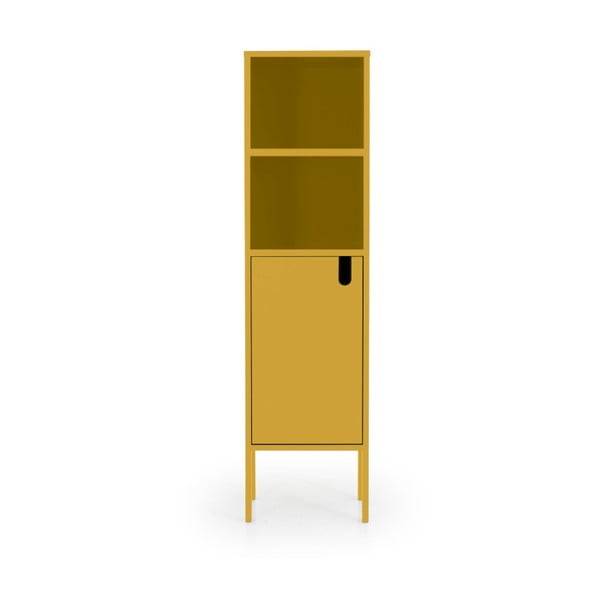Uno sárga szekrény, magasság152cm - Tenzo