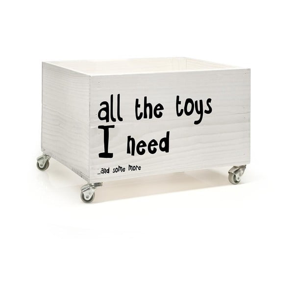 Box na hračky All Toys I Need