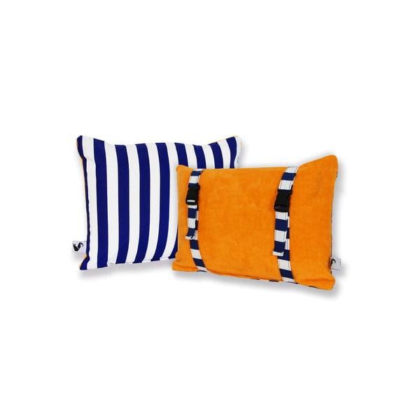 Voděodolný a oboustranný polštářek Dream Pillow Carrot