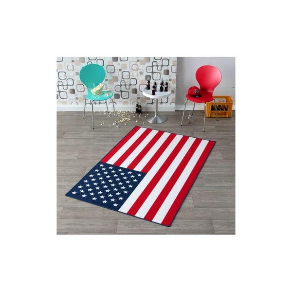 Kuchyňský koberec USA, 134x200 cm