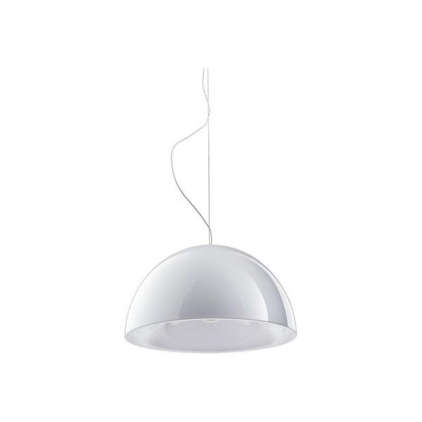 Závěsné svítidlo Pedrali L002S/BA, plné bílé
