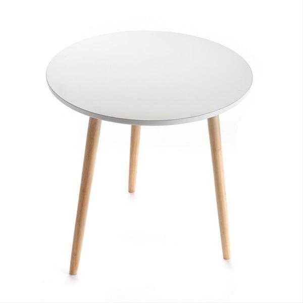 Odkládací stolek Auxiliary White, 50cm