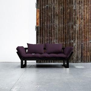 Pohovka Karup Edge Black/Purple