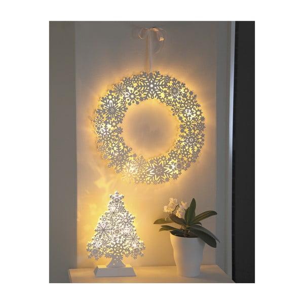 Svítící dekorace Best Season Snowflake Tree