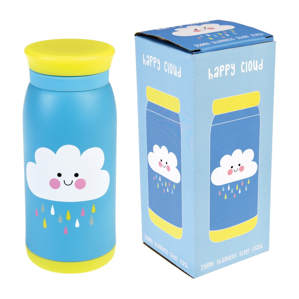 Nerezová lahev Rex London Happy Cloud 350 ml
