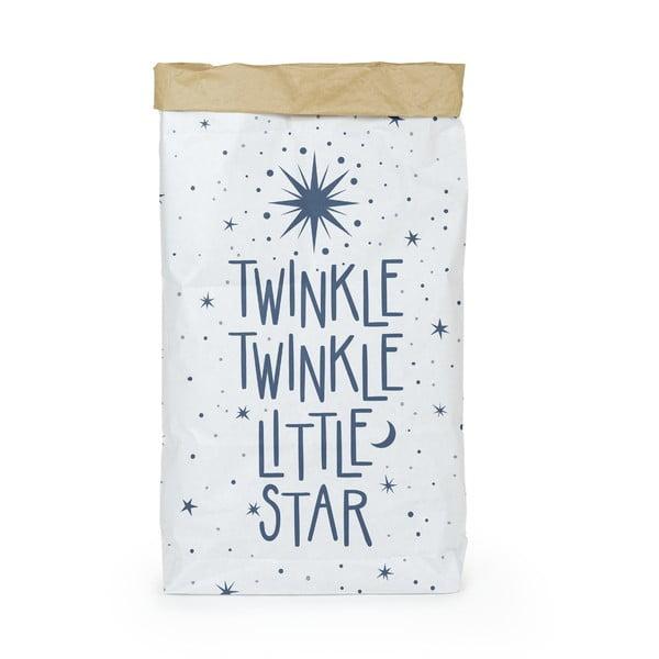 Twinkle Twinkle tárolózsák újrahasznosított papírból - Tanuki