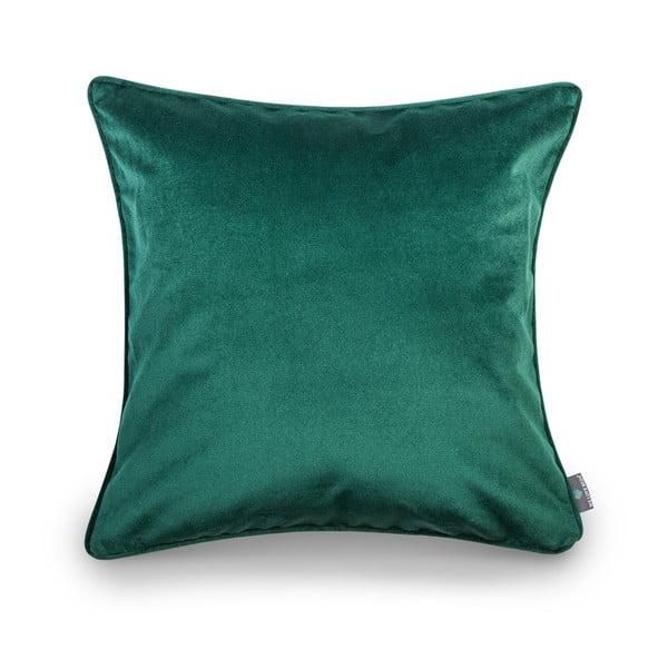 Zielona poszewka na poduszkę WeLoveBeds, 50x50 cm