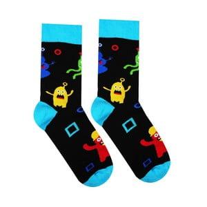 Bavlněné ponožky Hesty Socks Emzáci, vel. 35-38