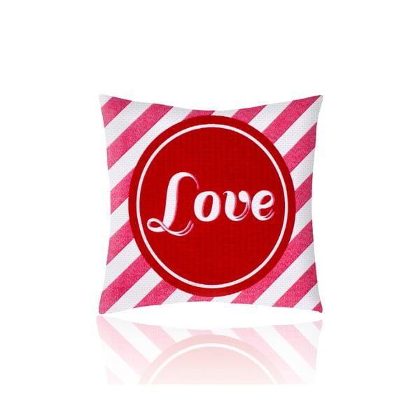 Povlak na polštář Bright Love, 50x50 cm