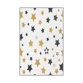 Covor antiderapant pentru copii Homefesto Stars,100x150cm imagine