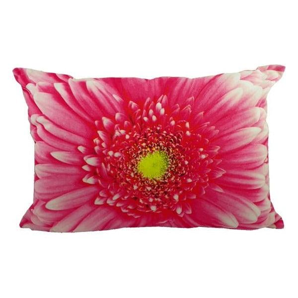 Polštář Flower Pink 50x35 cm