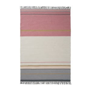 Vlněný koberec Linie Design Metallum Powder,140x200cm