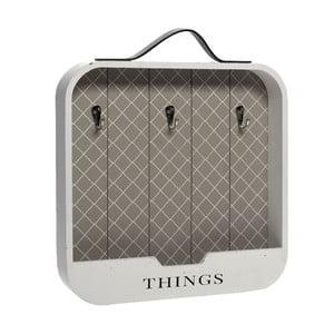 Věšák na klíče Grey Things