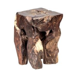 Zahradní stolička z palisandrového dřeva Massive Home Treb Cristy