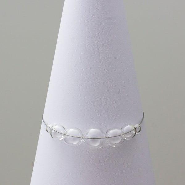 Skleněný náhrdelník ko–ra–le Crystal vol. 7
