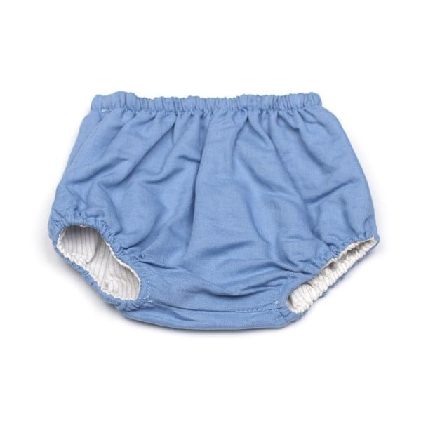 Dětské kalhotky na plenky Blue Diaper S