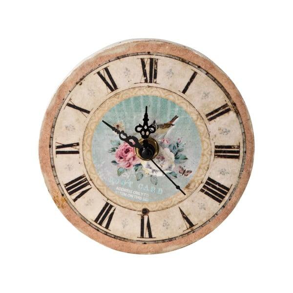 Nástěnné hodiny Mini Rose
