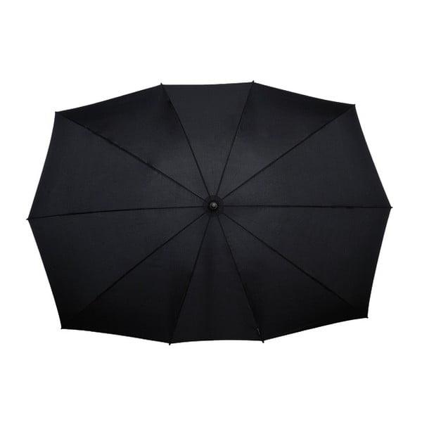 Černý deštník pro dvě osoby Falconetti