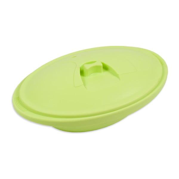 Silikonová nádoba Pinfi, 1,4 litru, zelená