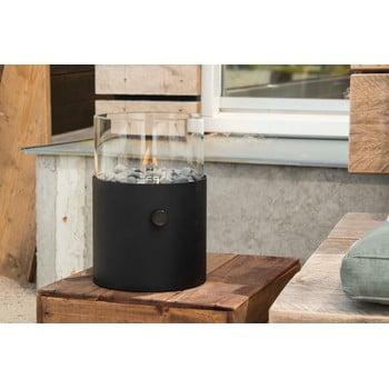 Lampă pe gaz Cosi Original, înălțime 30,5 cm, negru
